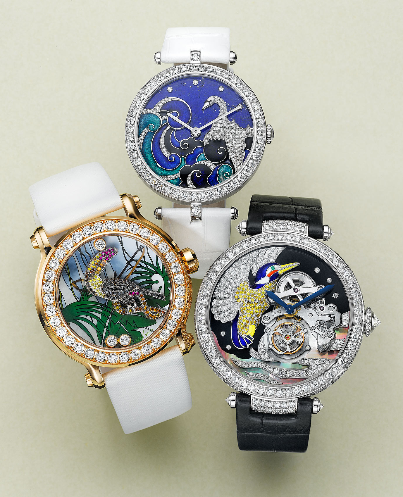 Bird-Themed-Timepieces