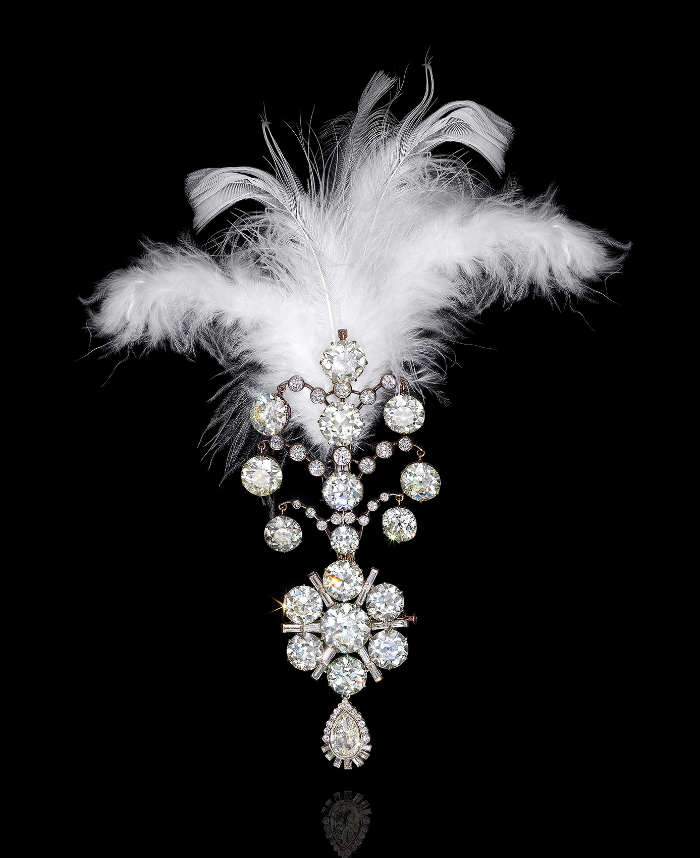 Brooch-with-Feathers