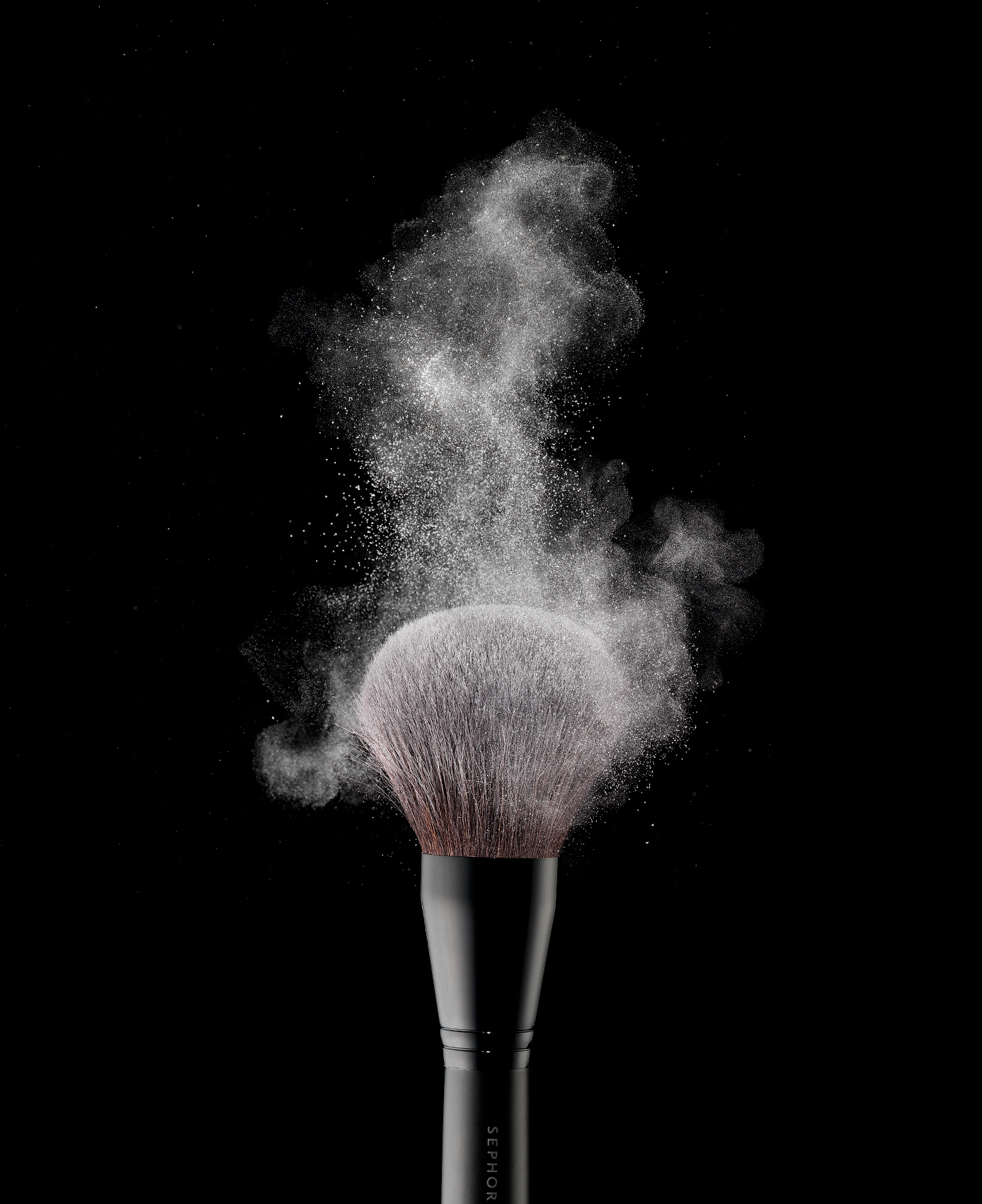 Brush-Powder