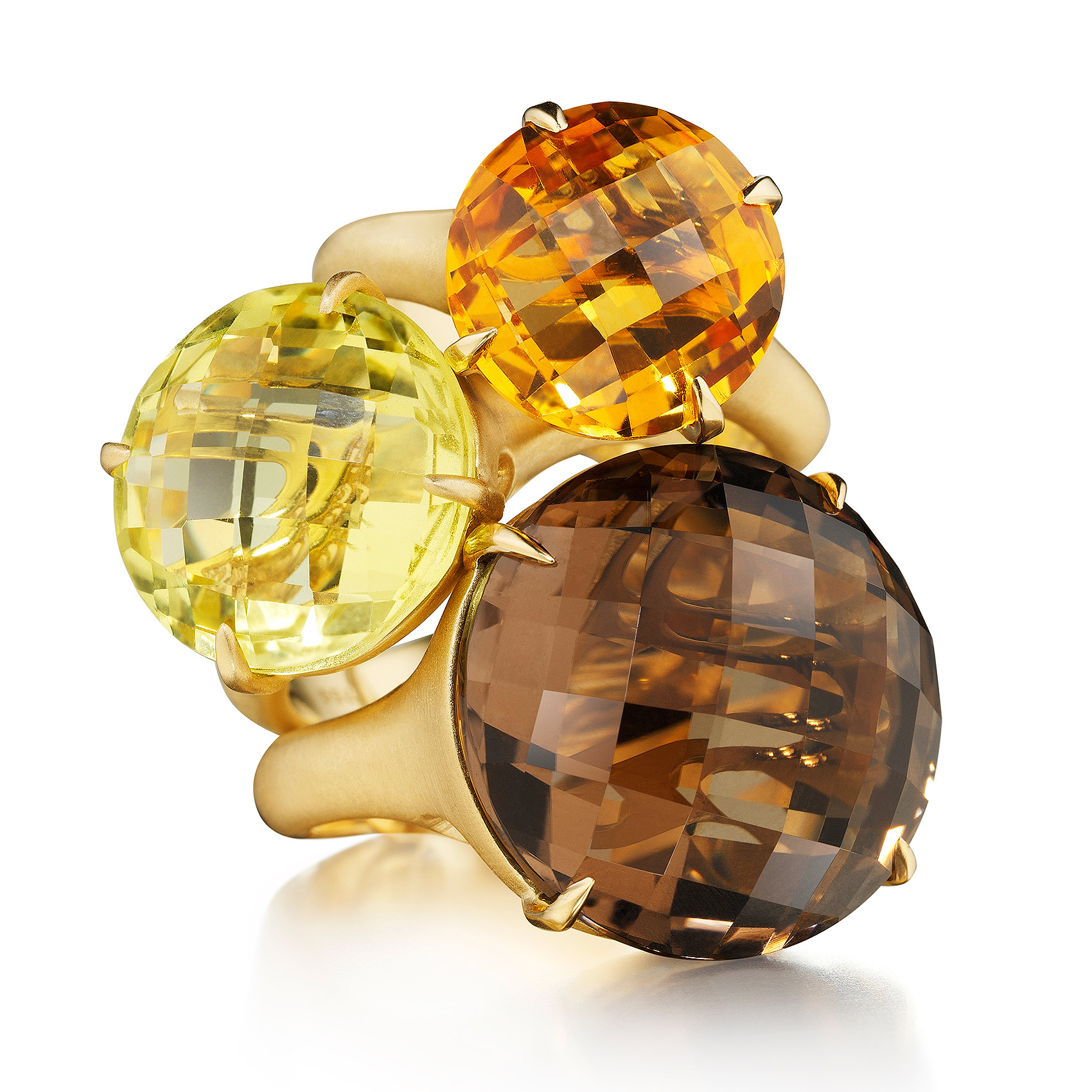 Carelle Gemstone Rings