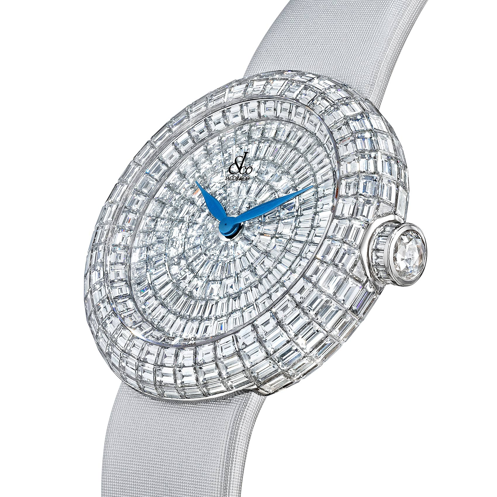 Jacob and Co Diamond Timepiece