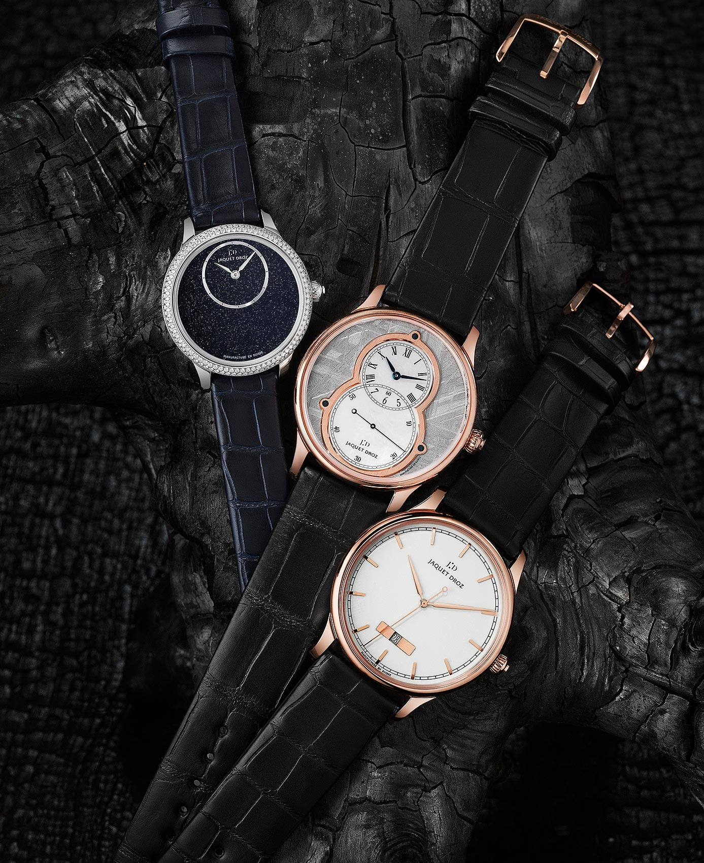 Jaquet-Droz-Timepieces