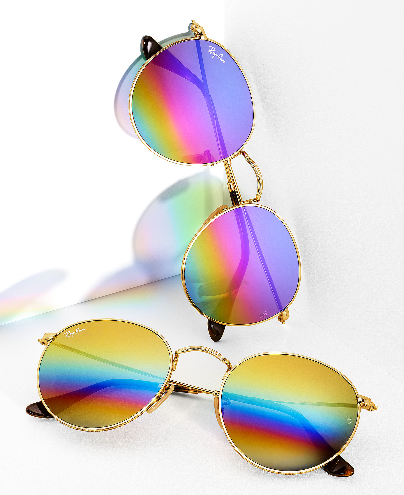 Rainbow-Sunglasses